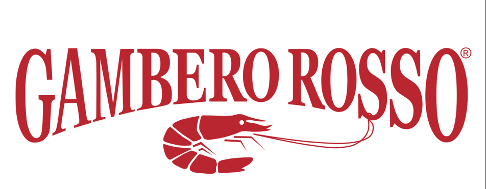 Gambero Rosso logo with red prawn